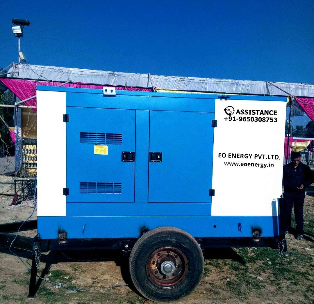 100 kva 3 Phase Generator load Capacity