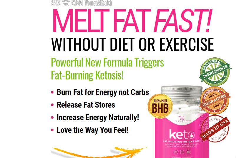 Divatrim Keto: Must Read Important Review Before Buying
