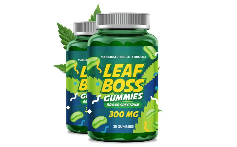 Leaf Boss CBD Gummies Reviews : Ingredients That Work or Scam?