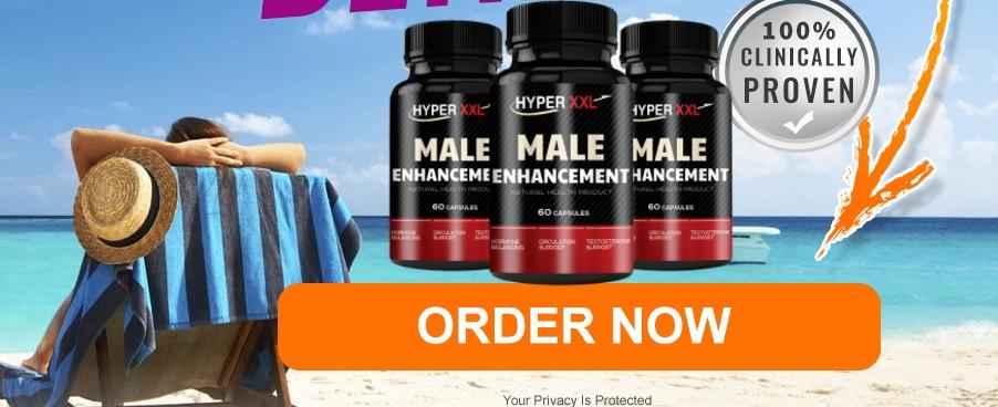 Review of Hyper XXL Male Enhancement Male Enhancement (Scam or Legit) - Is it worth it?
